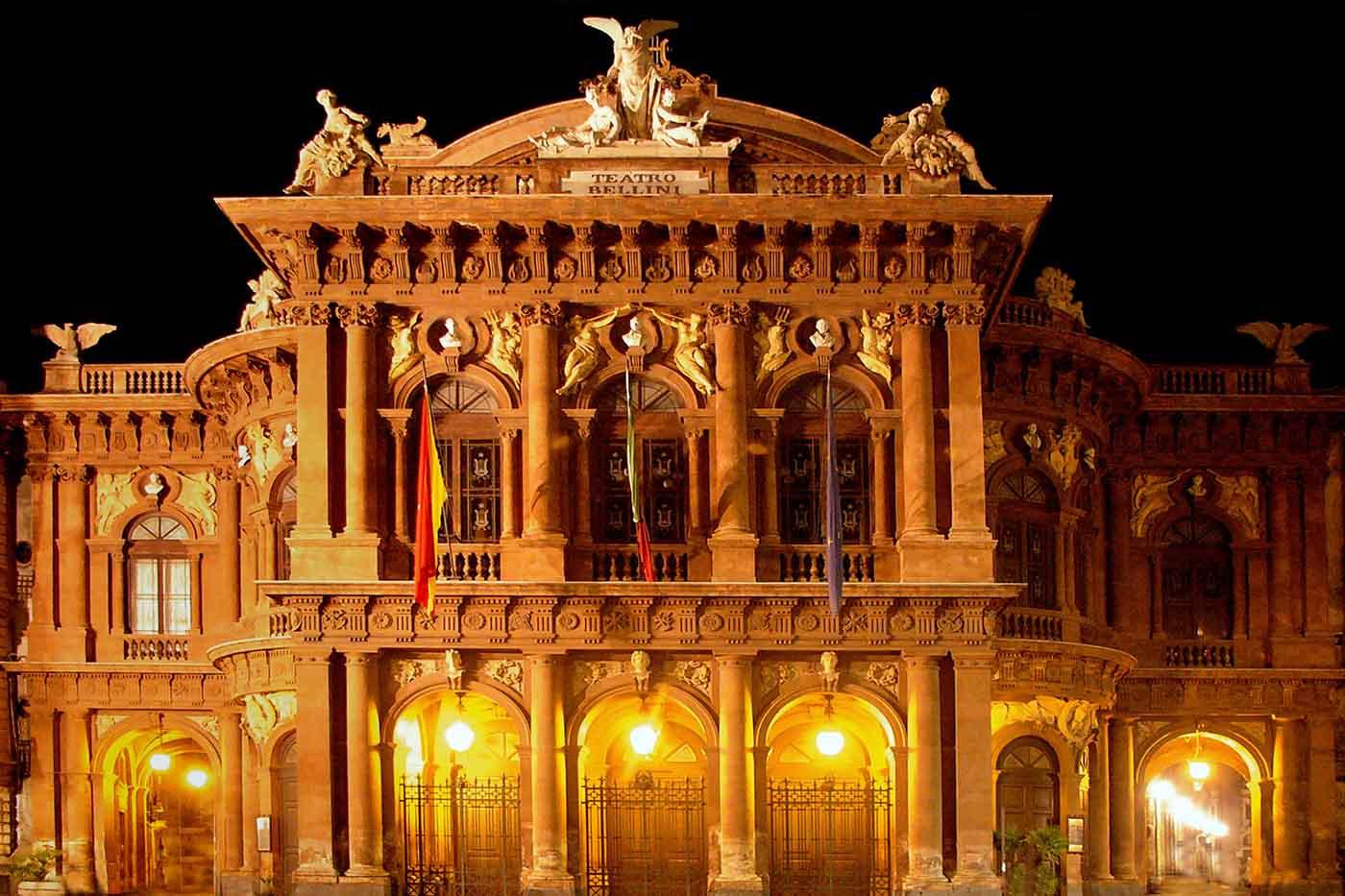 Театр Беллини Катания