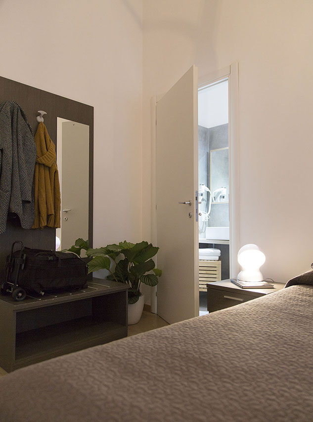 Our comfortable rooms for your stay in Catania